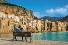 Sicile et Italie du Sud - Palerme, Hôtel Echappéé Sicilienne depuis le clubHeliades   ...          4*