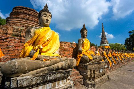 Circuit Trésors du Siam 3* et Farniente à Krabi au Vogue Ao Nang 4*