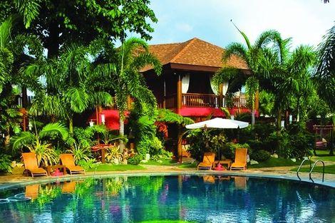 Hôtel Découverte de Manille et Boracay au Boracay Tropics