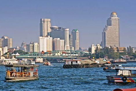 Combiné hôtels Court séjour Bangkok et Koh Samui à l'Ibis Bophut Samui 3*