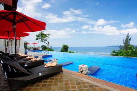 10 JOURS / 7 NUITS - Combiné hôtels Combiné Emerald Khao Lak Beach Resort & Spa et Aquamarine Resort & Villas Phuket 4*