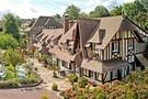France Normandie - Criel-sur-Mer, Hôtel Hostellerie de la Vieille Ferme         3*