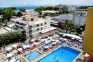 Baleares - Majorque (palma), Hôtel Roc Continental   -  SITUÉ À PLAYA DEL MURO        3*