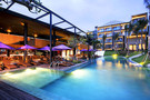 Bali - Denpasar, Hôtel  Centra Taum Seminyak Bali         3*