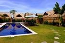 Bali - Denpasar, Hôtel United Colors of Bali, Villa à partager à 2  -  SITUÉ AU MILIEU DES RIZIÈRES  ...          4*