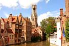 Belgique - Bruges, Hôtel Martin's Brugge   -  EN THALYS        3*