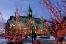 Canada - Montreal, Hôtel Fêtes de fin d'année à la Montréalaise