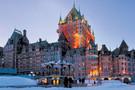 Canada - Quebec, Hôtel Fêtes de Fin d'Année à la Québécoise