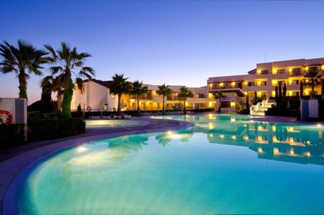 Hotel fuerte rompido seville espagne s jour seville espagne - Seville hotel piscine ...