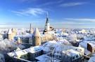 Estonie - Tallinn, Hôtel Marché de Noël à Tallinn         3*