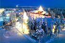 Finlande - Ivalo, Hôtel Noël à l'hôtel Lapland Riekonlinna         3* sup
