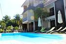 Ile Maurice - Mahebourg, Résidence hôtelière West Palm Inn         2* sup