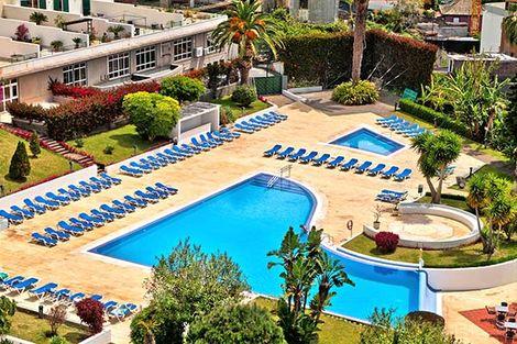 15 JOURS / 14 NUITS - Hôtel Jardins d'Ajuda 4* - Funchal