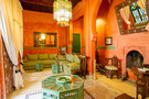 Maroc - Marrakech, Riad Ravel