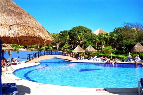 Hôtel Occidental Allegro Playacar 4* - Situé à Playa Del Carmen