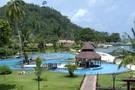 Sao Tome - Sao Tome, Hôtel Pestana Ilheu das Rolas Island   -  SUR L'ÎLOT DE ROLAS        4*