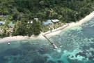 Seychelles - Mahe, Combiné hôtels 2 iles : Mahé et Praslin : L'habit  ...          2*