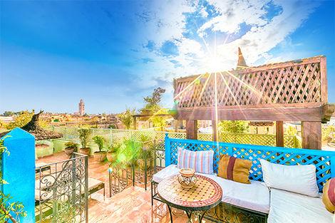 Séjour Voyage Marrakech