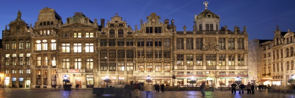 Restaurant - Vintage Hotel 3* Bruxelles Belgique