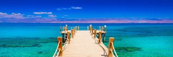 Plage - Continental Hotel Hurghada 5* Hurghada Egypte
