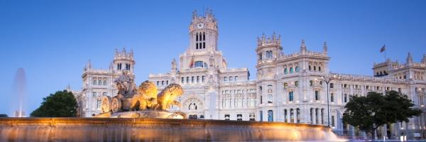 Facade - Holiday Inn Madrid Las Tablas 4* Madrid Espagne