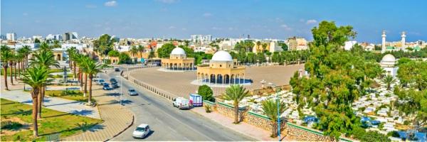 Facade - One Resort Monastir 3* Monastir Tunisie