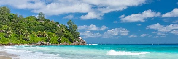 Plage - Palm Beach Hotel 3* Mahe Seychelles
