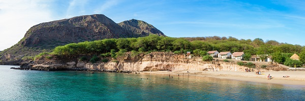 Facade - Melia Tortuga Beach Resort & Spa 5* Ile de Sal Cap Vert
