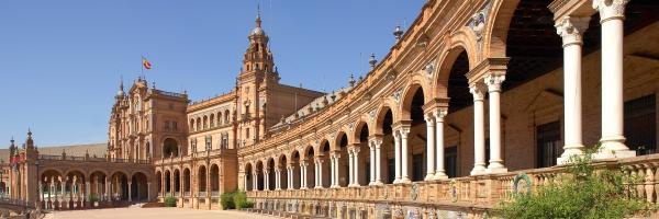 Restaurant - Oromana 3* Seville Espagne